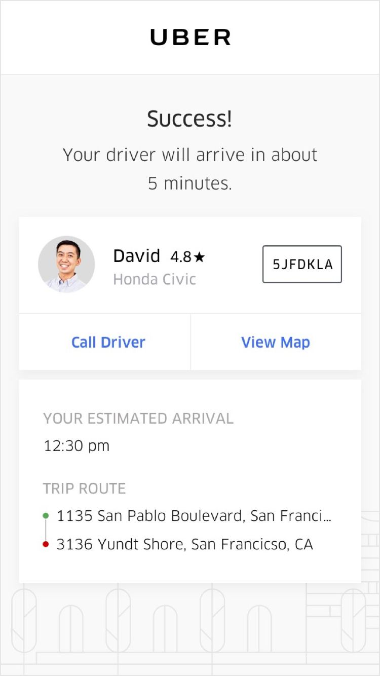 Uber for business send rides to customers uber for business kristyandbryce Gallery
